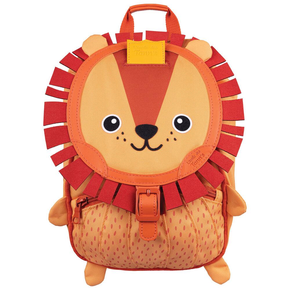 Amikado Sac à dos crèche ou maternelle personnalisable Tann's - Lion