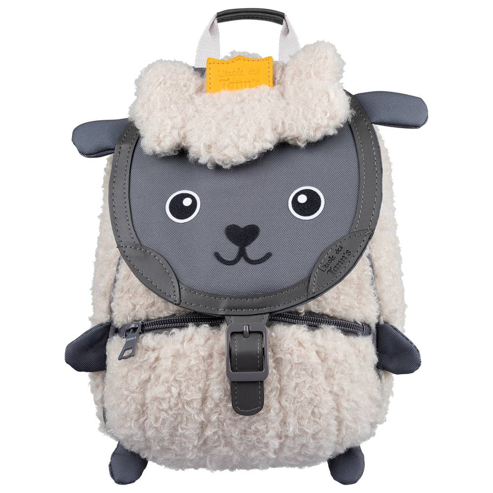 Amikado Sac à dos crèche ou maternelle personnalisable Tann's - Mouton