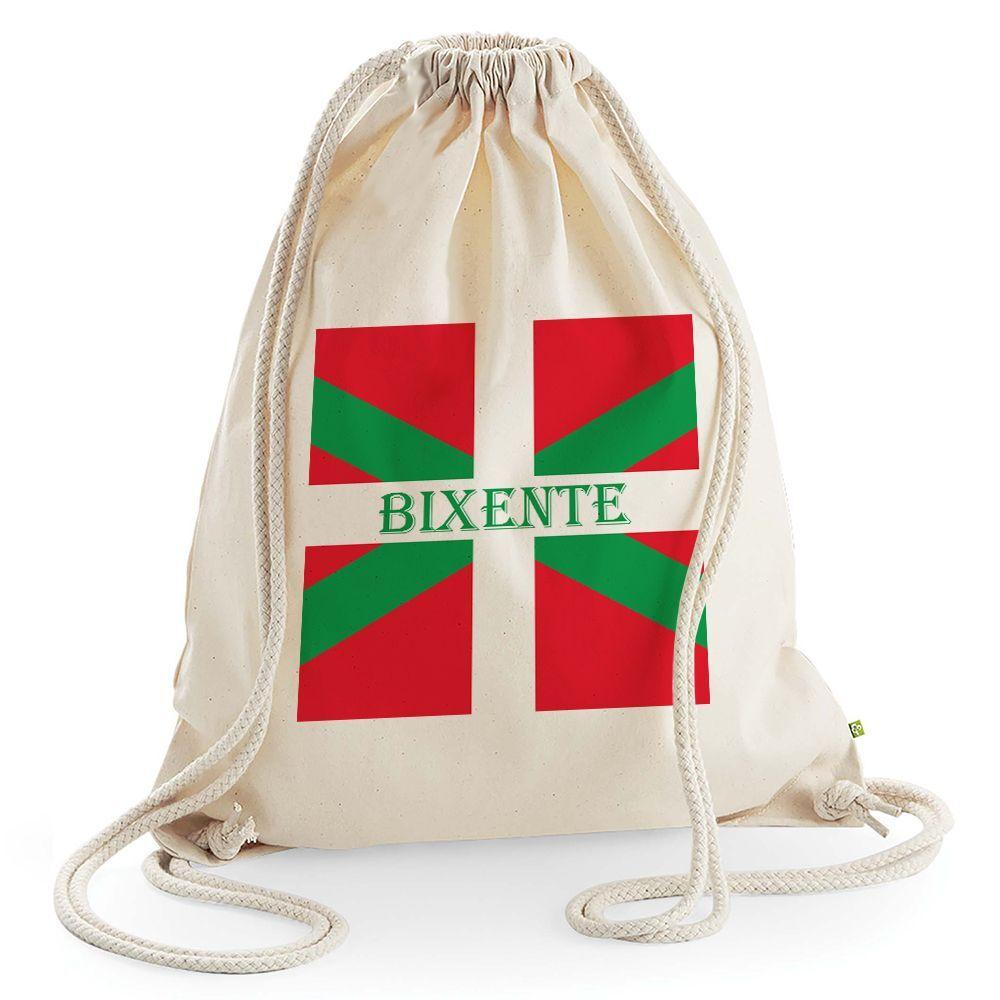Amikado Sac de loisir Pays Basque personnalisé
