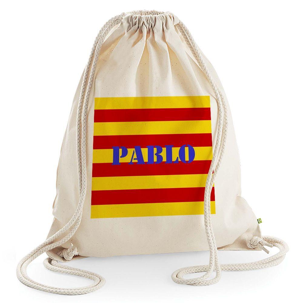 Amikado Sac de loisir Catalogne personnalisé