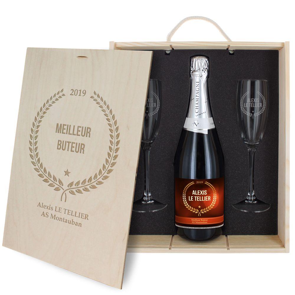 Amikado Coffret à Champagne pers...
