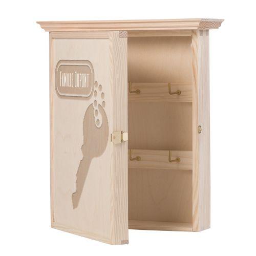 Amikado Boîte à clés personnalisée