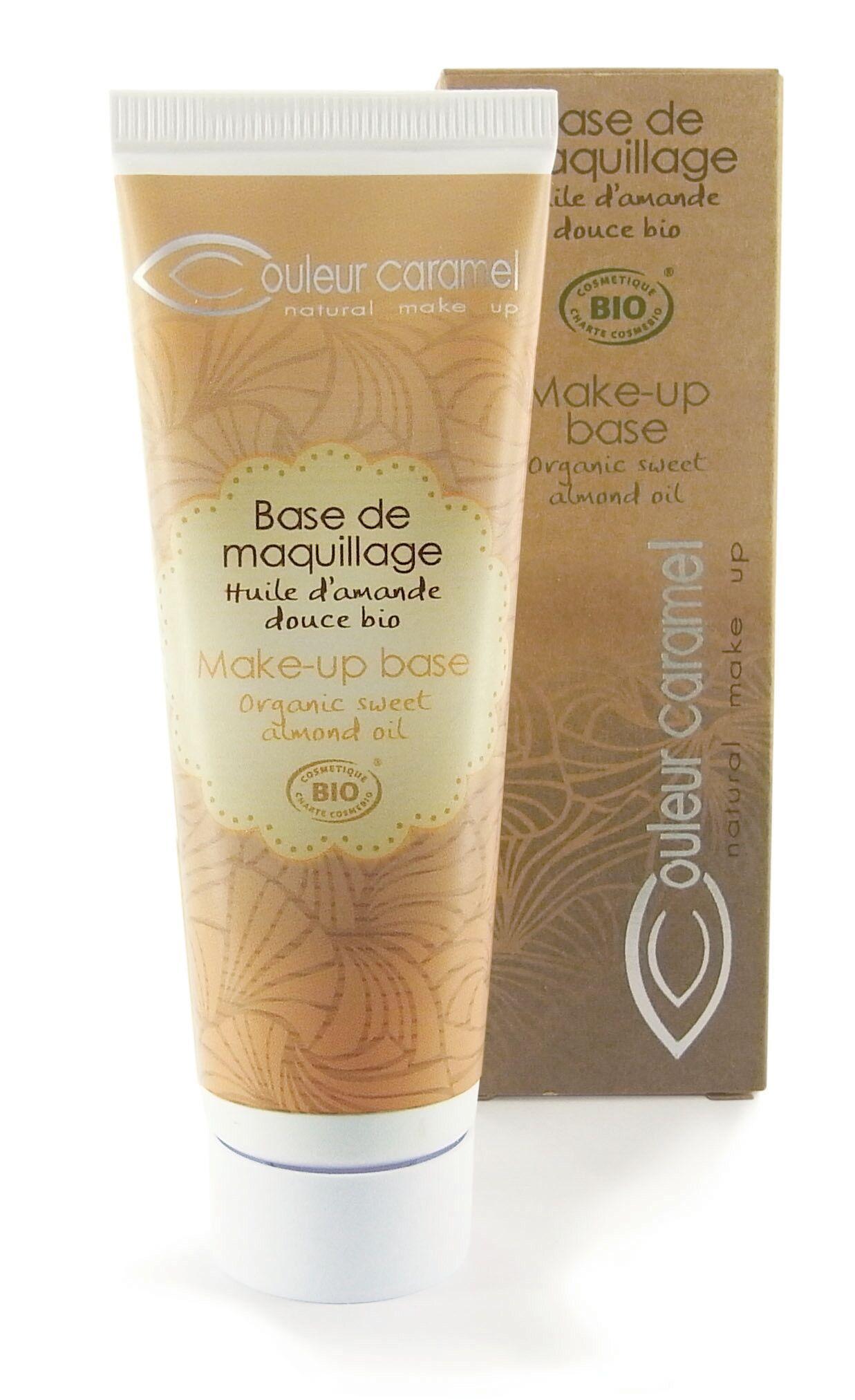 Base de Maquillage bio Couleur Caramel