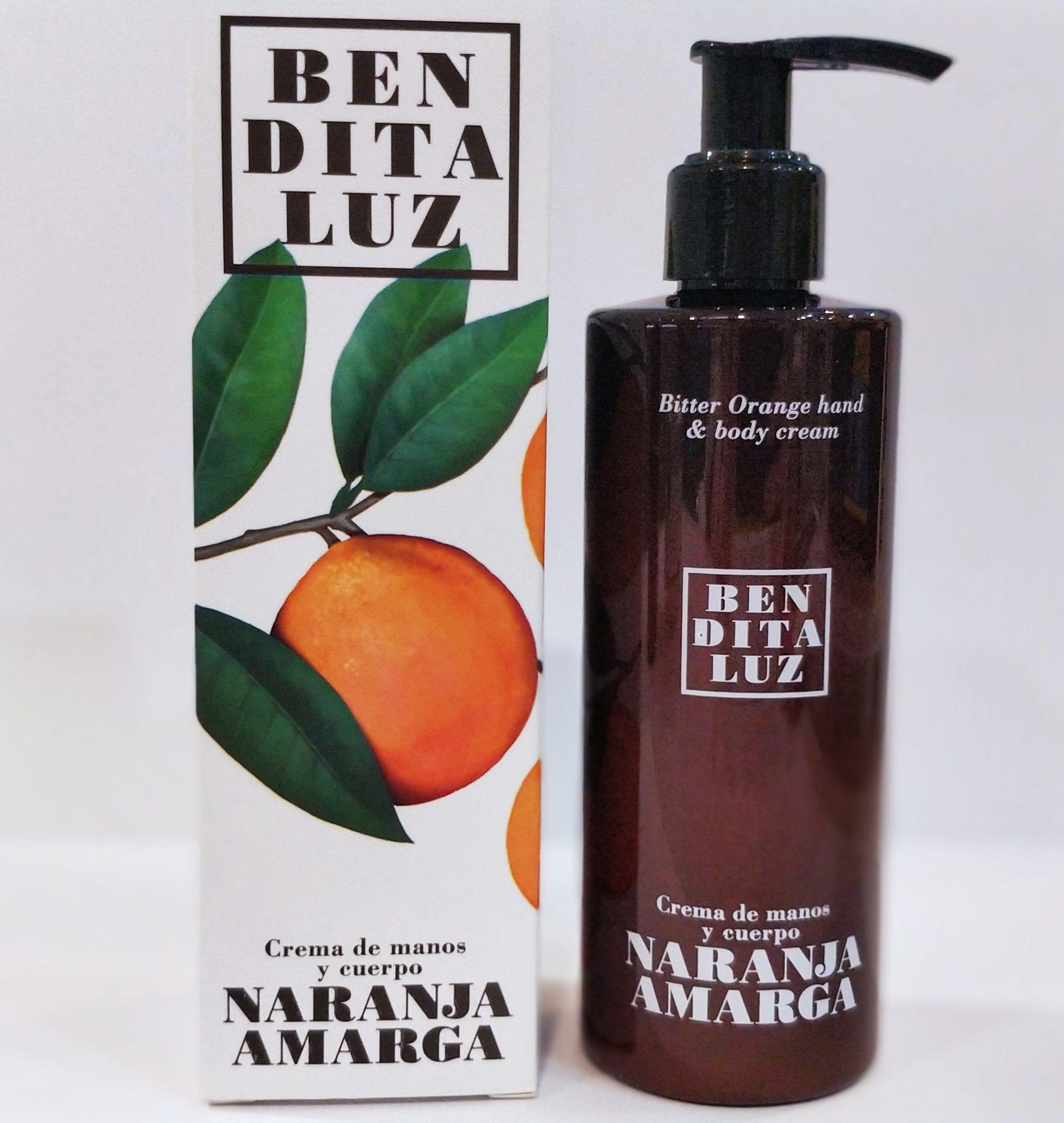 Lait hydratant à l'Orange Amère de Séville, Aloe Vera, Karité