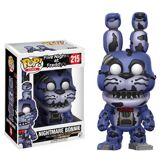 Pop! Vinyl Figurine Nightmare Bonnie Five Nights at Freddy's Funko Pop!