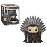 Pop! Vinyl Figurine Pop! Deluxe Jon Snow sur le Trône de Fer - Game of Thrones