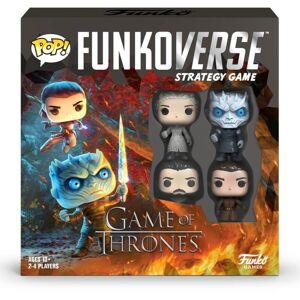 Funkoverse Jeu Funkoverse Game Of Thrones - Jeu De Base - Contenu Anglais - Publicité