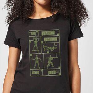 Pixar T-Shirt Femme Soldats en Plastique Toy Story - Noir - M - Noir - Publicité