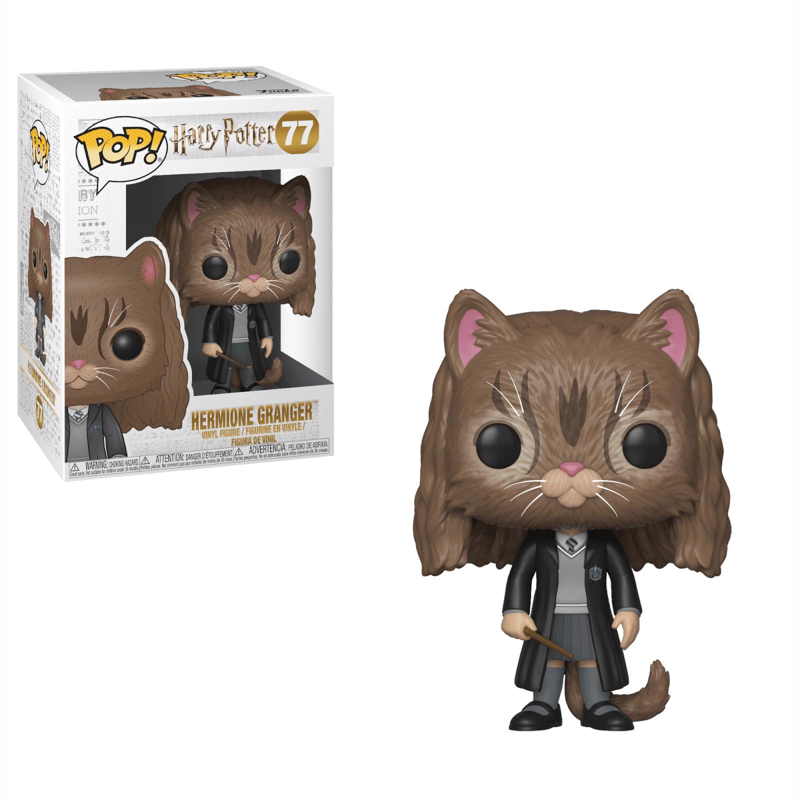 Pop! Vinyl Figurine Pop! Hermione en Chatte Harry Potter