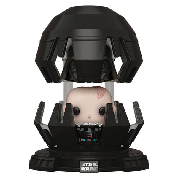 Pop! Vinyl Figurine Pop! Deluxe Dark Vador En Chambre De Méditation - Star Wars: L'Empire Contre-attaque
