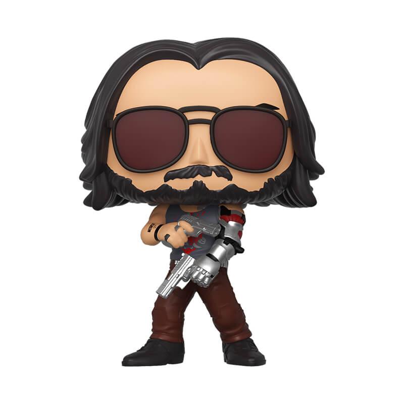 Pop! Vinyl Figurine Pop! Johnny Silverhand 2 - Cyberpunk 2077