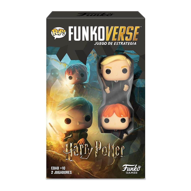 Funkoverse Jeu Funkoverse Harry Potter - Expandalone - Version Espagnole