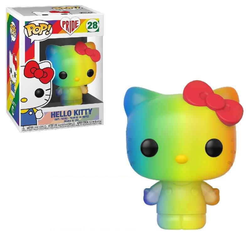 Pop! Vinyl Figurine Pop! Hello Kitty Arc-En-Ciel Pride 2020 - Sanrio