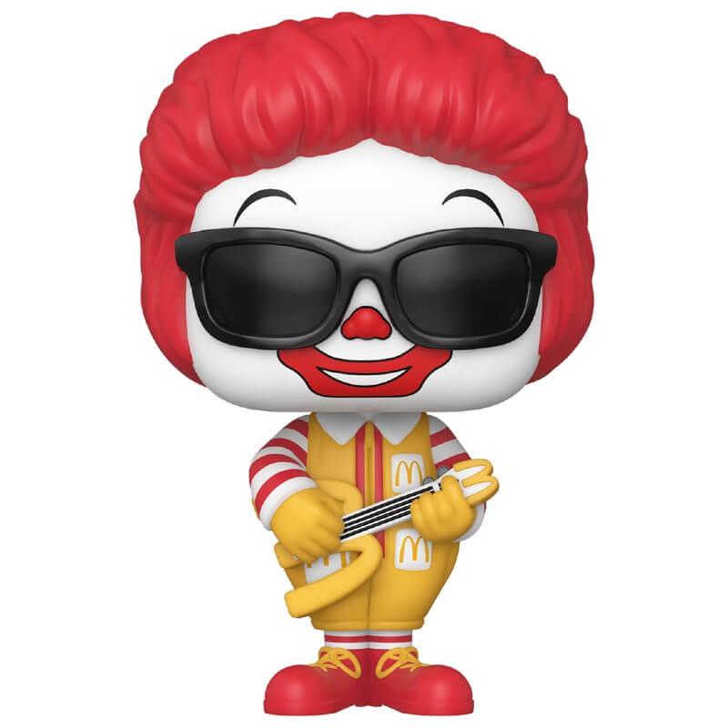 Pop! Vinyl McDonalds Rock Out Ronald Funko Pop! Vinyl Figure