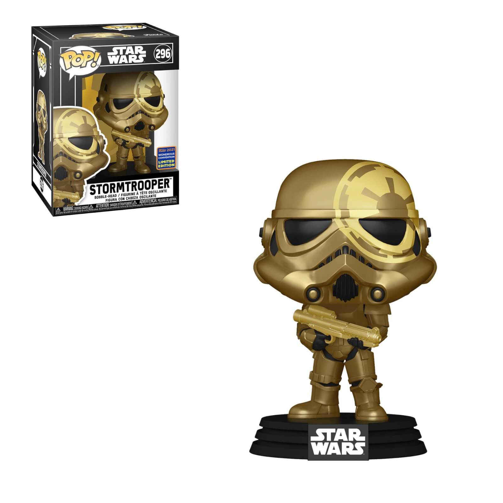 Pop! Vinyl Figurine Pop! Stormtrooper Artist Series EXC Wondrous Con - Star Wars