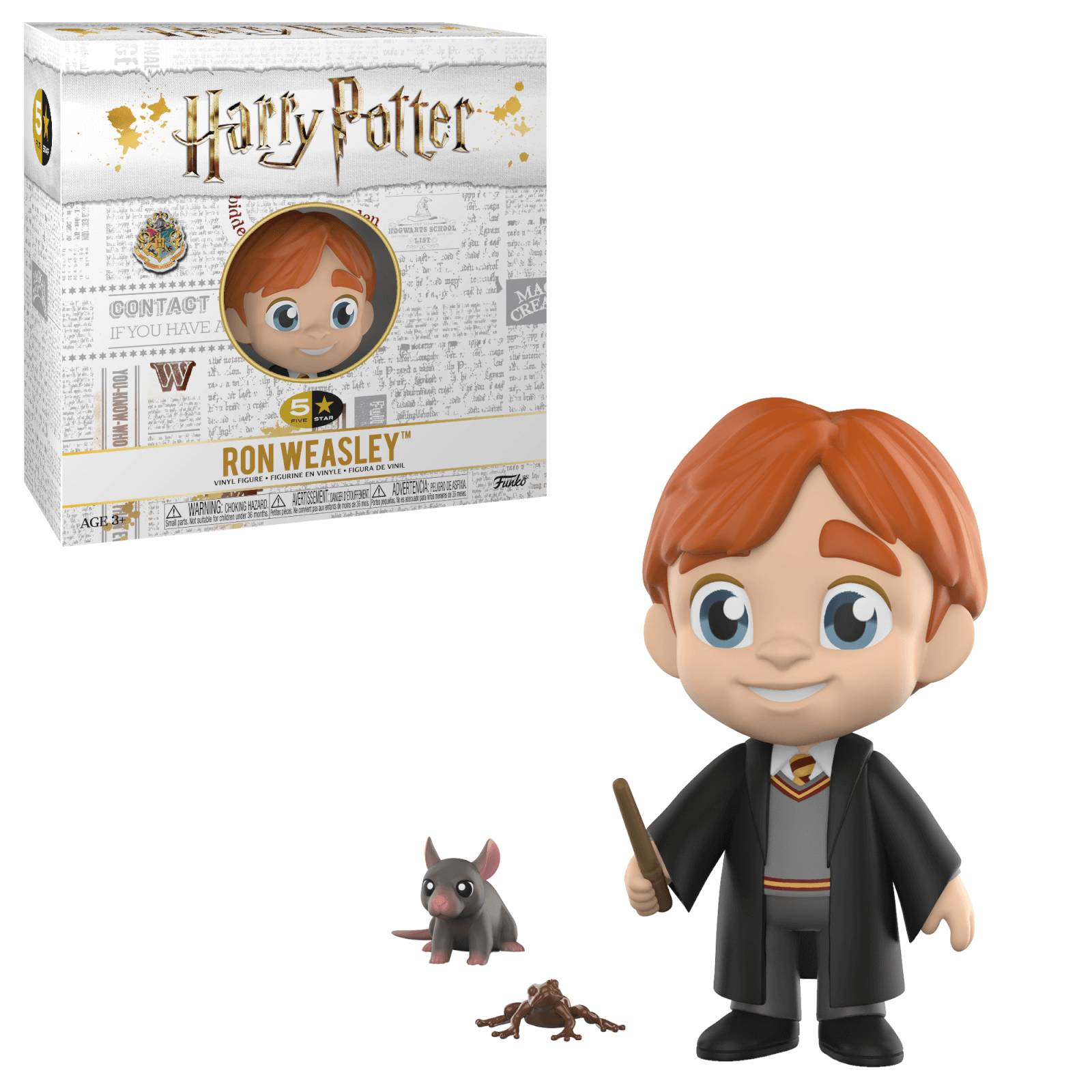 5 Star Figurine Harry Potter Funko 5 Star - Ron Weasley