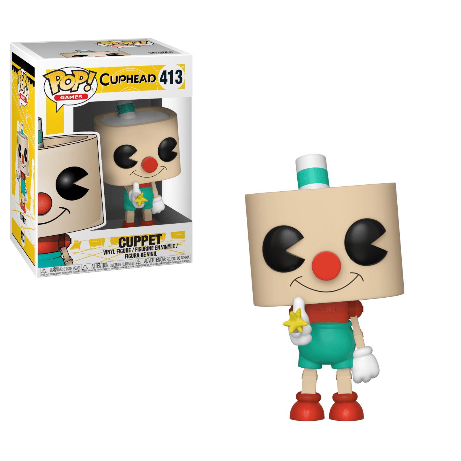 Pop! Vinyl Figurine Pop! Cuppet Cuphead