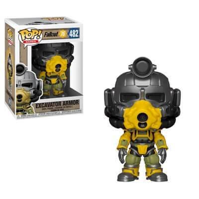 Pop! Vinyl Figurine Pop! Excavateur Power Armor - Fallout 76