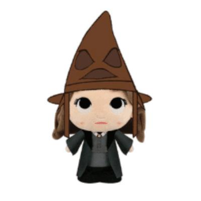 SuperCute Plush Peluche SuperCute - Hermione Avec Choipeau - Harry Potter