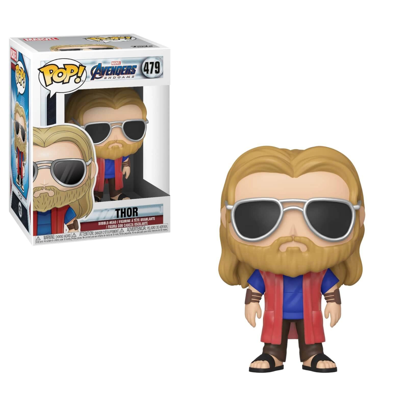 Pop! Vinyl Figurine Pop! Marvel ...