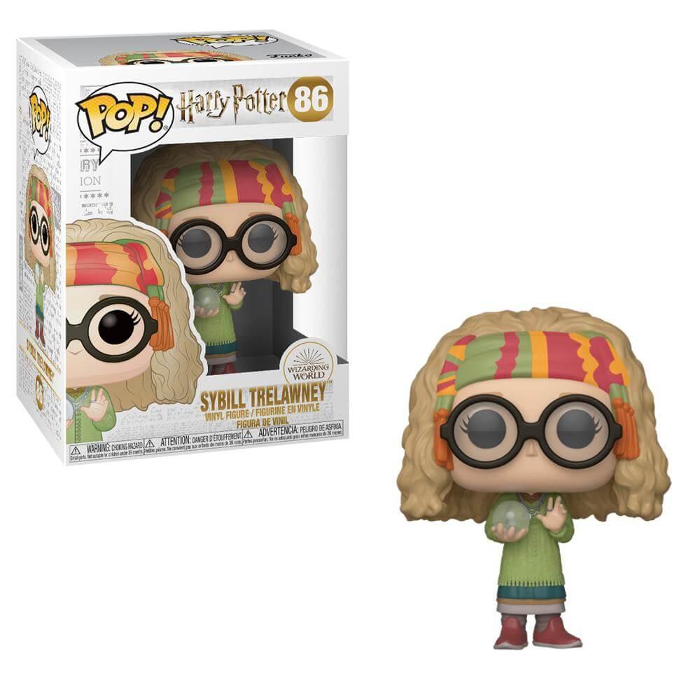 Pop! Vinyl Figurine Pop! Professeur Sibylle Trelawney Harry Potter