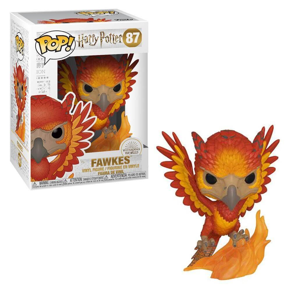 Pop! Vinyl Figurine Pop! Fumseck Harry Potter