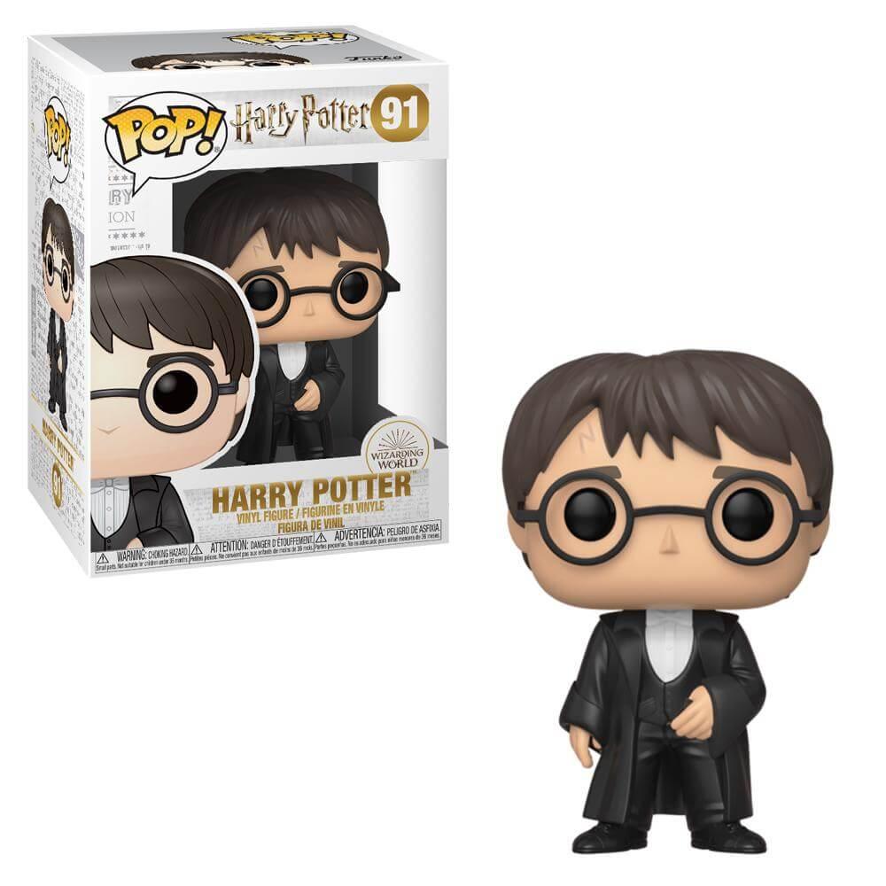 Pop! Vinyl Figurine Pop! Harry Potter Bal de Noël Harry Potter