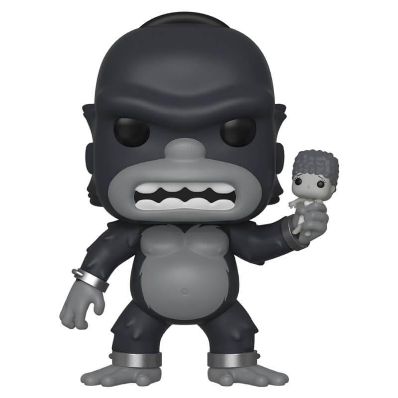 Pop! Vinyl Figurine Pop! Homer K...