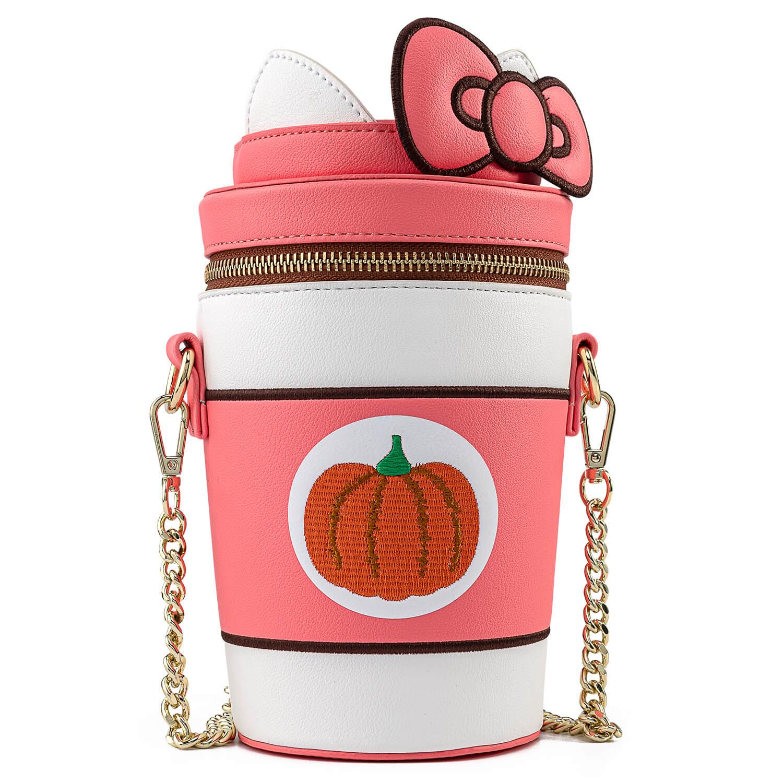 Loungefly Sac à main  Pumpkin Spice Kitty Cup Loungefly Hello Kitty