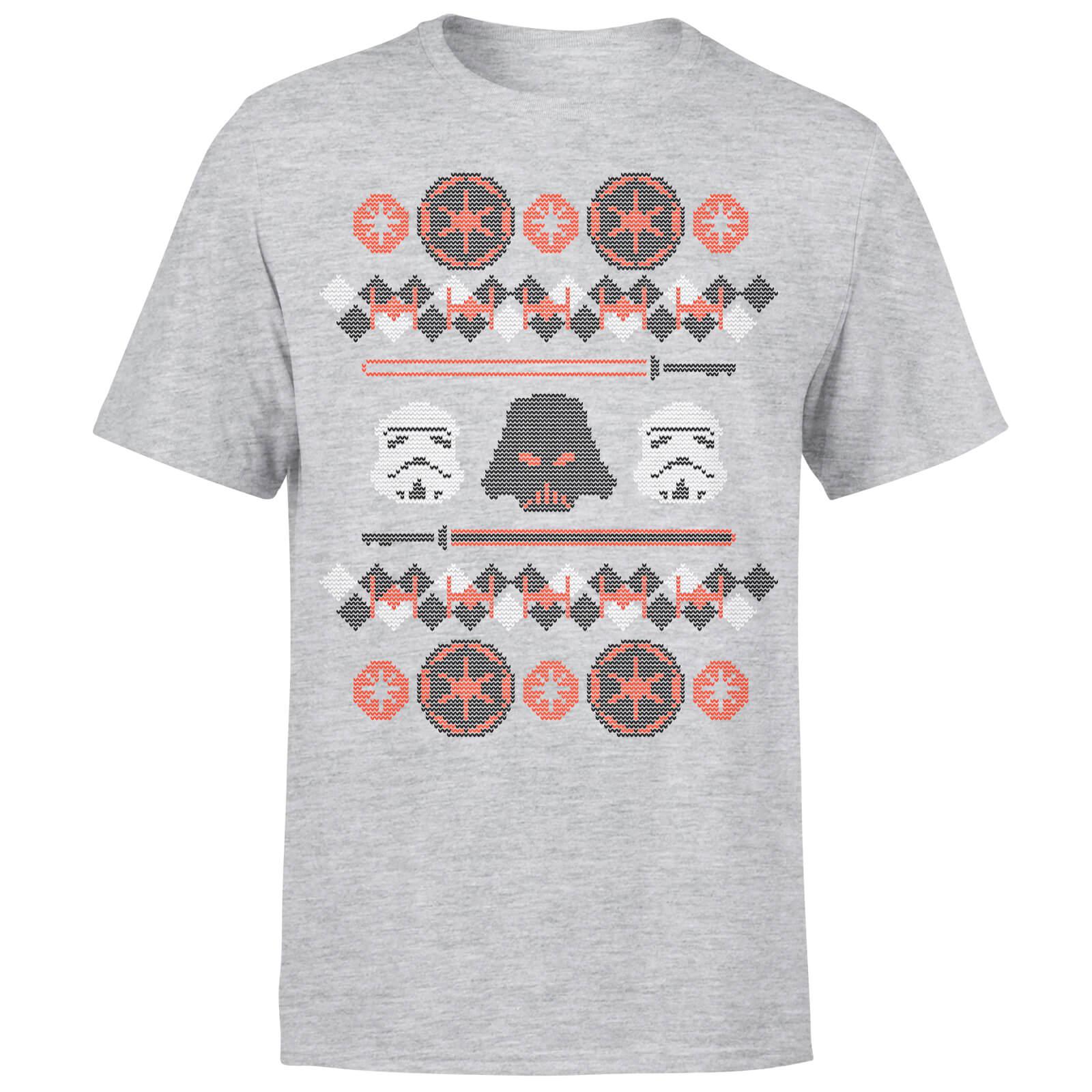 Star Wars T-Shirt Homme Sucre d'Orge Yoda Star Wars - Noir - S - Gris