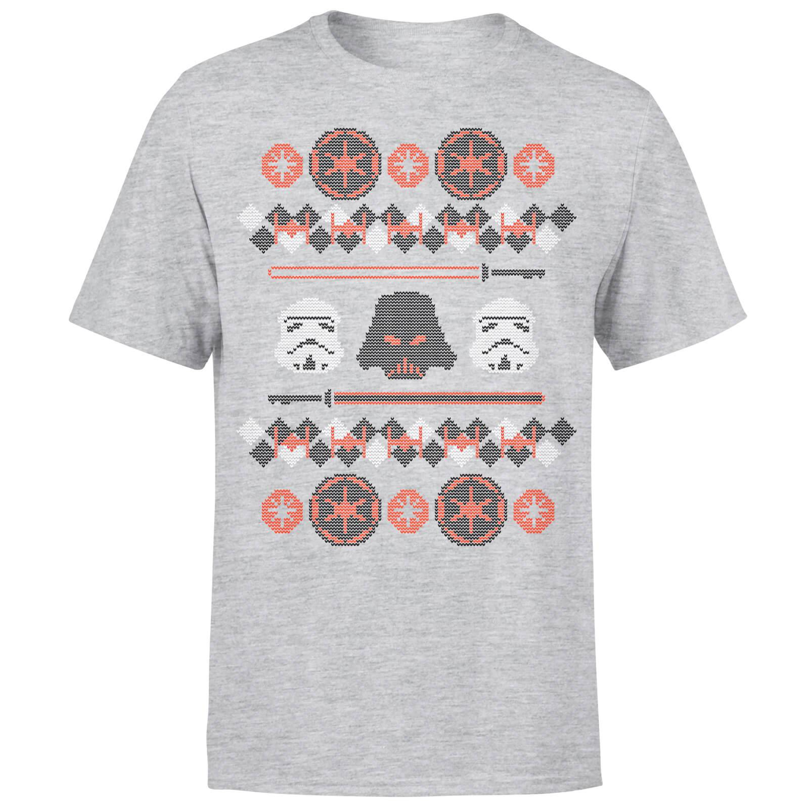 Star Wars T-Shirt Homme Sucre d'Orge Yoda Star Wars - Noir - XL - Gris
