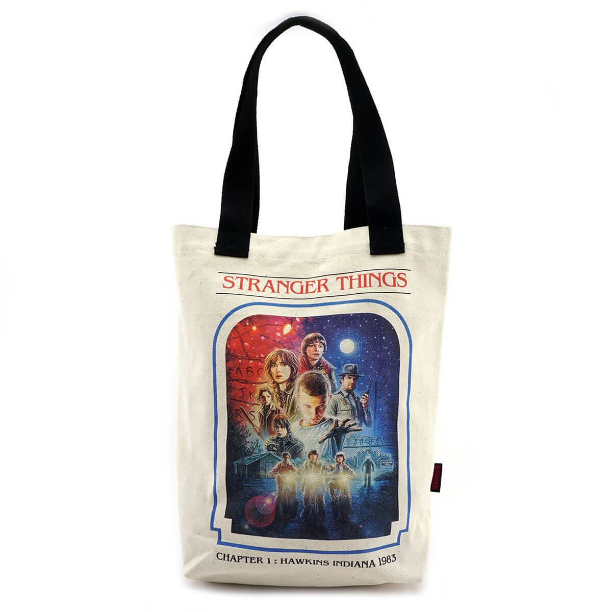 Loungefly Sac en Toile Stranger Things Chapitre 1 - Loungefly