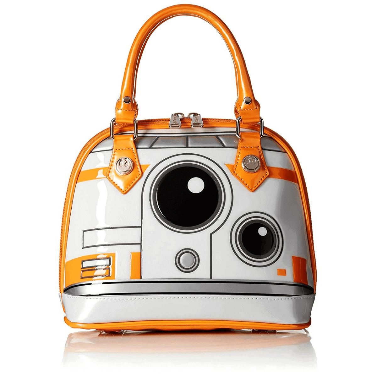 Loungefly Mini Sac à Main Dôme Star Wars Le Réveil de la Force BB-8