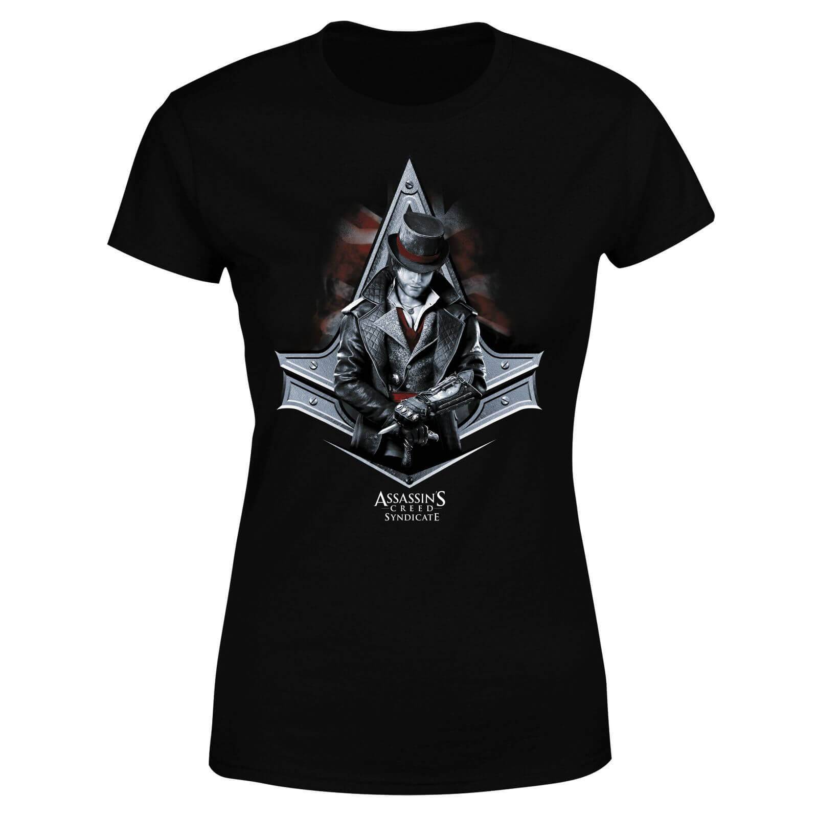 Assassin's Creed T-Shirt Femme Jacob Assassin's Creed Syndicate - Noir - XXL - Noir