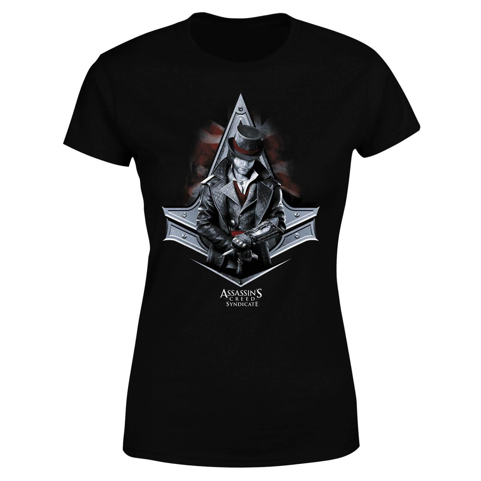 Assassin's Creed T-Shirt Femme Jacob Assassin's Creed Syndicate - Noir - S - Noir