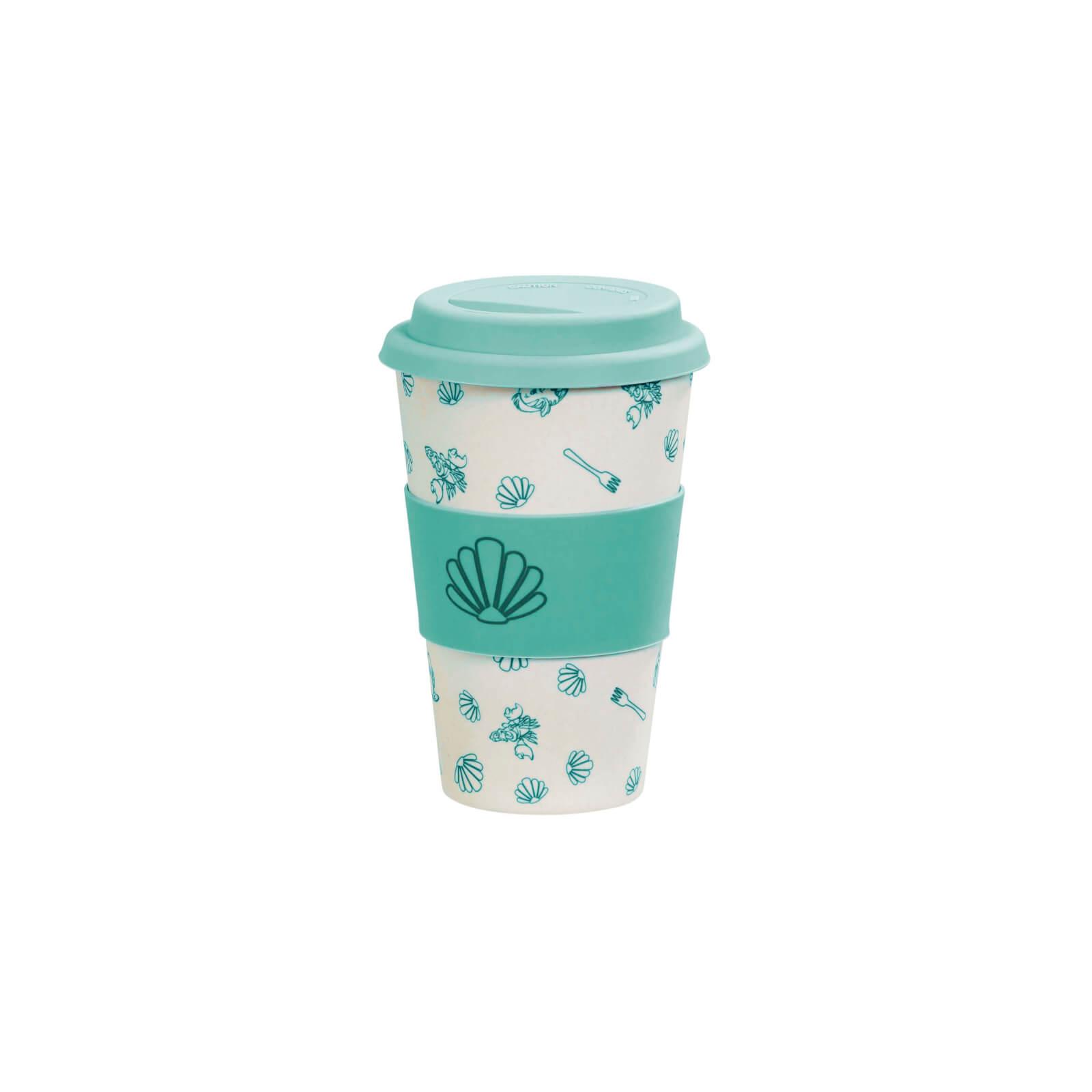 Funko Homeware Disney Mug de Voyage La Petite Sirène En Bambou