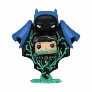 Pop! Vinyl Figurine Pop! Comic Moment Batman Et Catwoman EXC - DC Comics