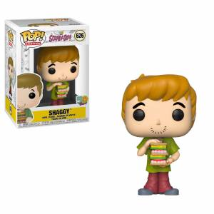 Pop! Vinyl Figurine Pop! Sammy Avec Sandwich - Scooby Doo - Publicité