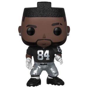 Pop! Vinyl Figurine Pop! Antonio Brown (Maillot Domicile) - NFL Raiders - Publicité