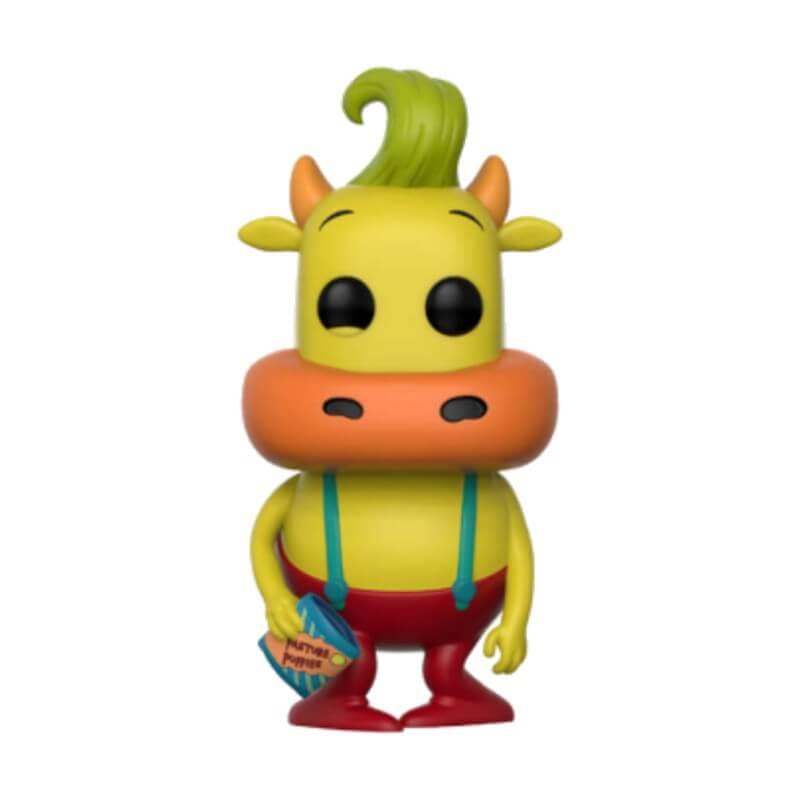 Pop! Vinyl Figurine Pop! Heffer Rocko et compagnie Nickelodeon Malade