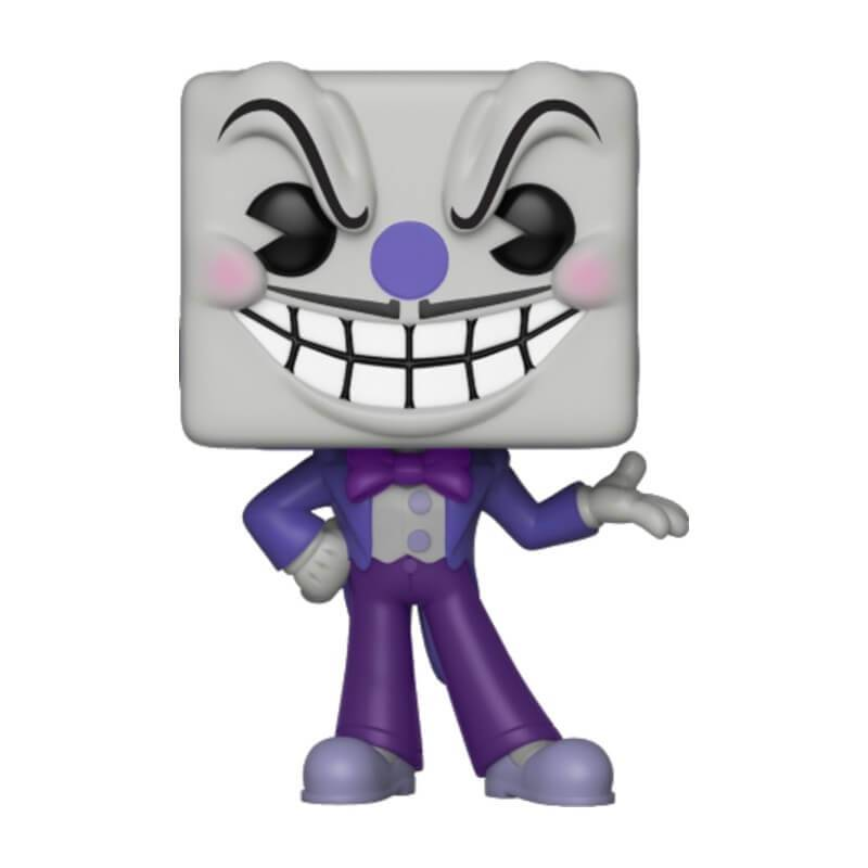 Pop! Vinyl Figurine Pop! King Dice - Cuphead