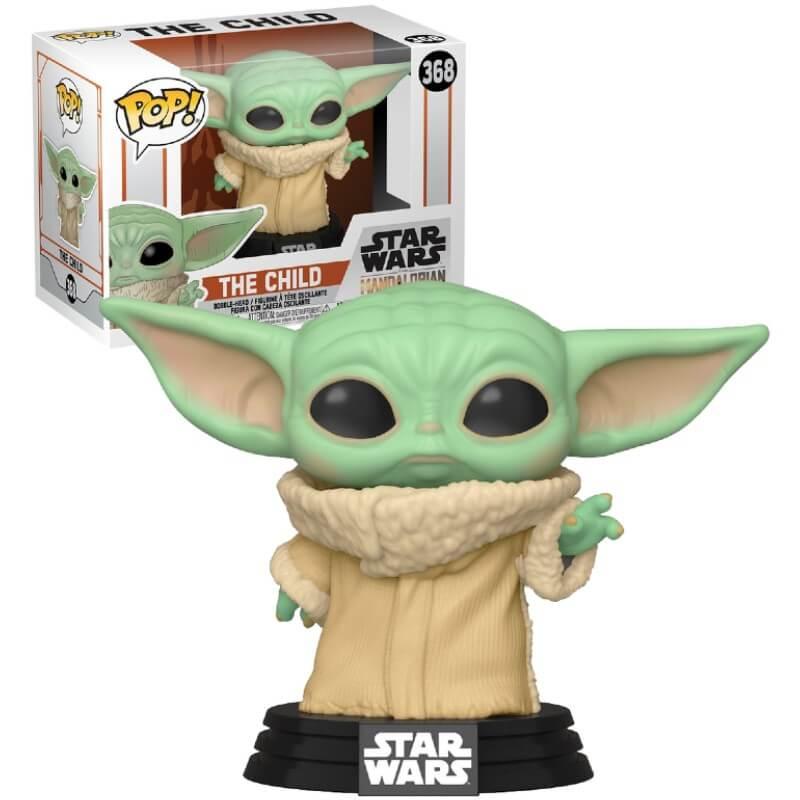 Pop! Vinyl Figurine Pop! The Child  Bébé Yoda  - Star Wars: The Mandalorian