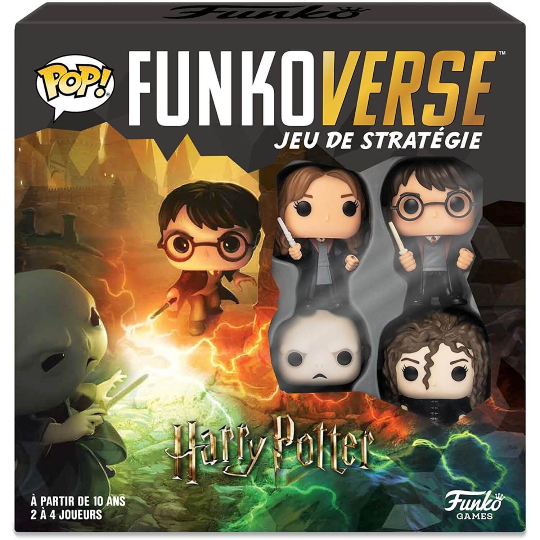Funkoverse Jeu Funkoverse Harry Potter - Jeu De Base - Version Française