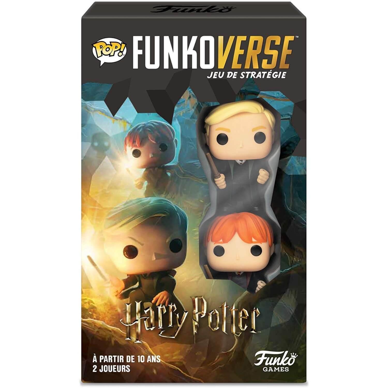 Funkoverse Jeu Funkoverse Harry Potter - Expandolone - Version Française
