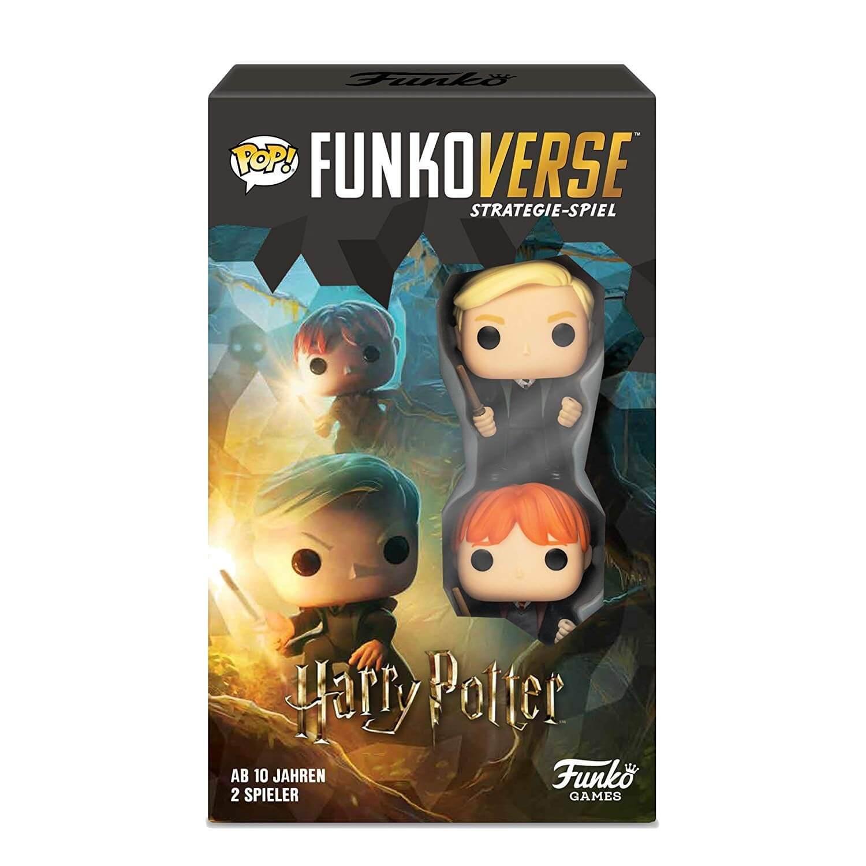 Funkoverse Jeu Funkoverse Harry Potter - Expandalone - Version Allemand