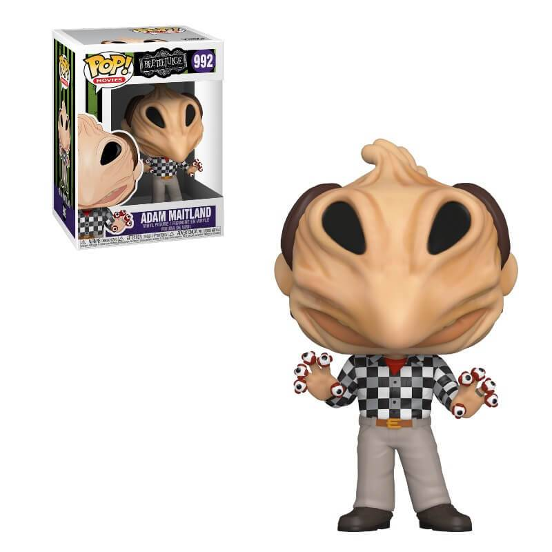 Figurine Pop! Adam Transformation - Beetlejuice