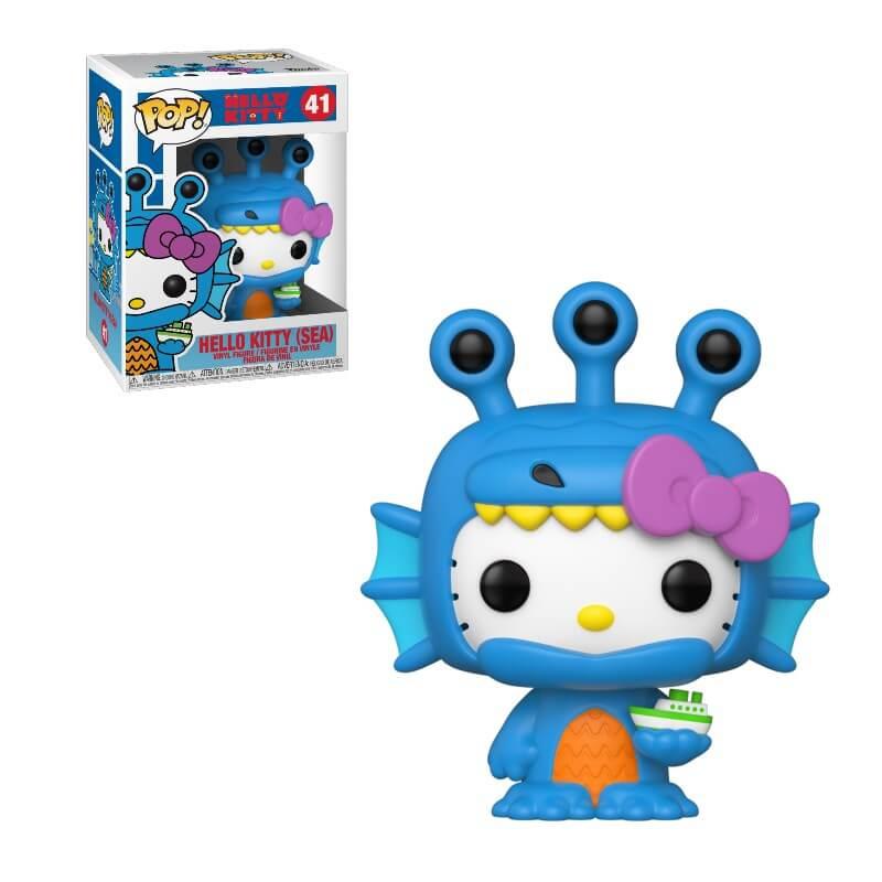 Pop! Vinyl Figurine Pop! Hello Kitty Kaiju (Sea)