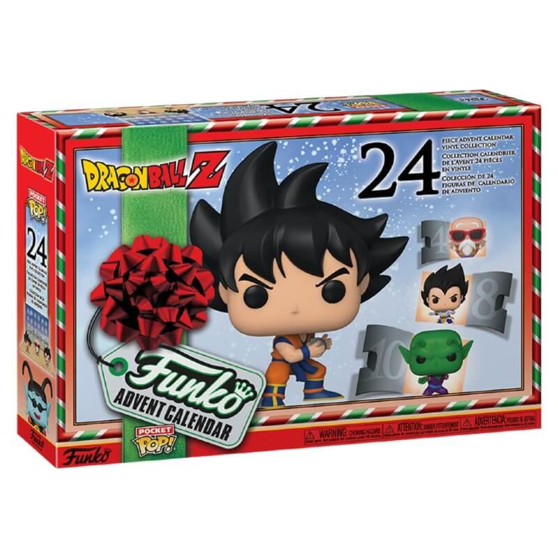 Funko Calendrier De L'Avent Funko Pocket Pop! Dragon Ball Z