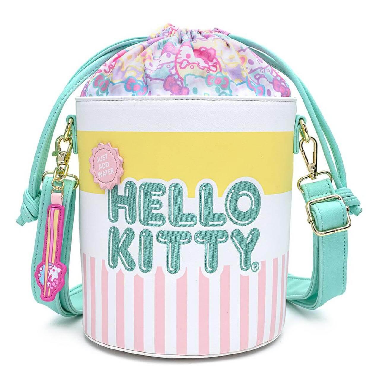 Loungefly Sac à Bandoulière Hello Kitty Cup O Kitty