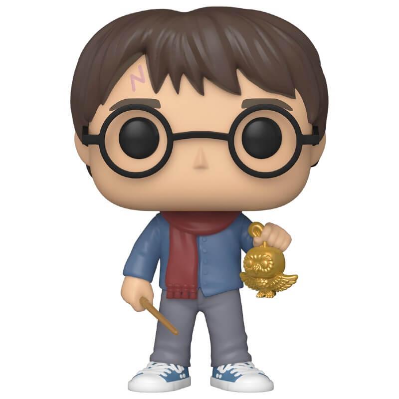 Pop! Vinyl Figurine Pop! Harry Potter Noël - Harry Potter